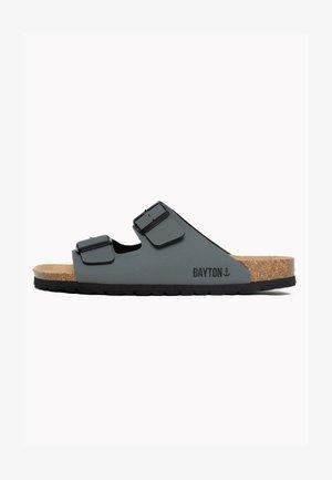 Sandaler - dark grey
