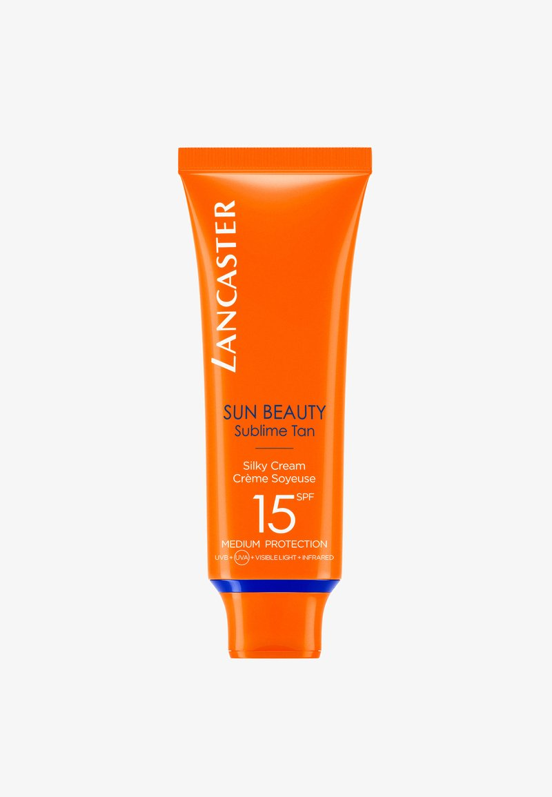 Lancaster Beauty - SUN BEAUTY FACE SPF 15  - Zonnebrandcrème - -