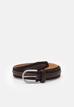 THOMPSONS BELT - Pásek - brown