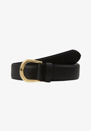 CLASSIC KENTON - Belt - black