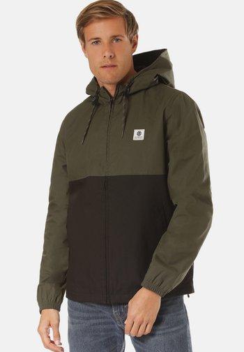 ALDER  - Light jacket - flint black