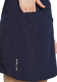 Polo Ralph Lauren Golf - AIM SKORT - Sportovní sukně - french navy - 4