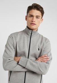 Polo Ralph Lauren - Zip-up hoodie - battalion heather - 3