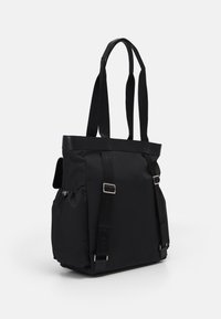Royal RepubliQ - COSMOS BACKPACK TOTE - Batoh - black - 1