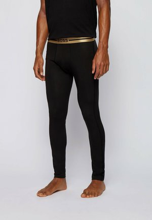 Tracksuit bottoms - gold