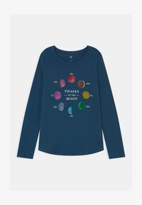 GAP - GIRLS HOLOGRAPH INTERACTIVE - Long sleeved top - night - 0