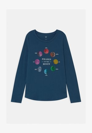 GIRLS HOLOGRAPH INTERACTIVE - T-shirt à manches longues - night