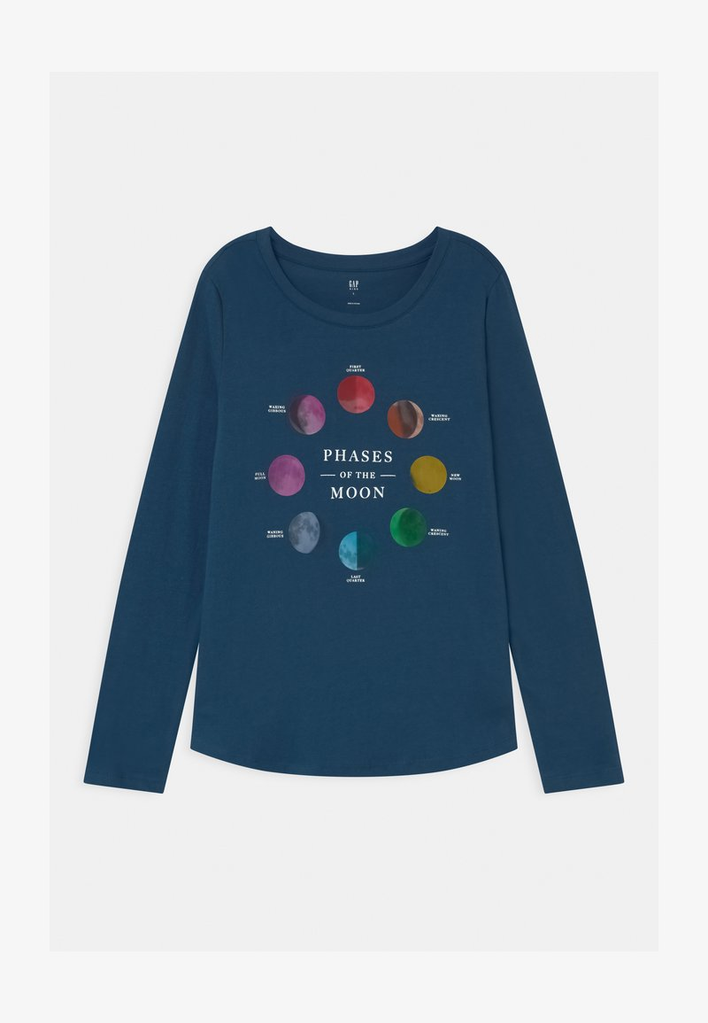 GAP - GIRLS HOLOGRAPH INTERACTIVE - Long sleeved top - night