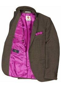 Carl Gross - PATRICK - Suit jacket - braun mittel - 3