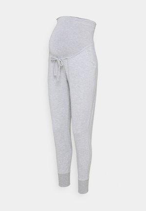 HADLEY - Teplákové kalhoty - greymarl