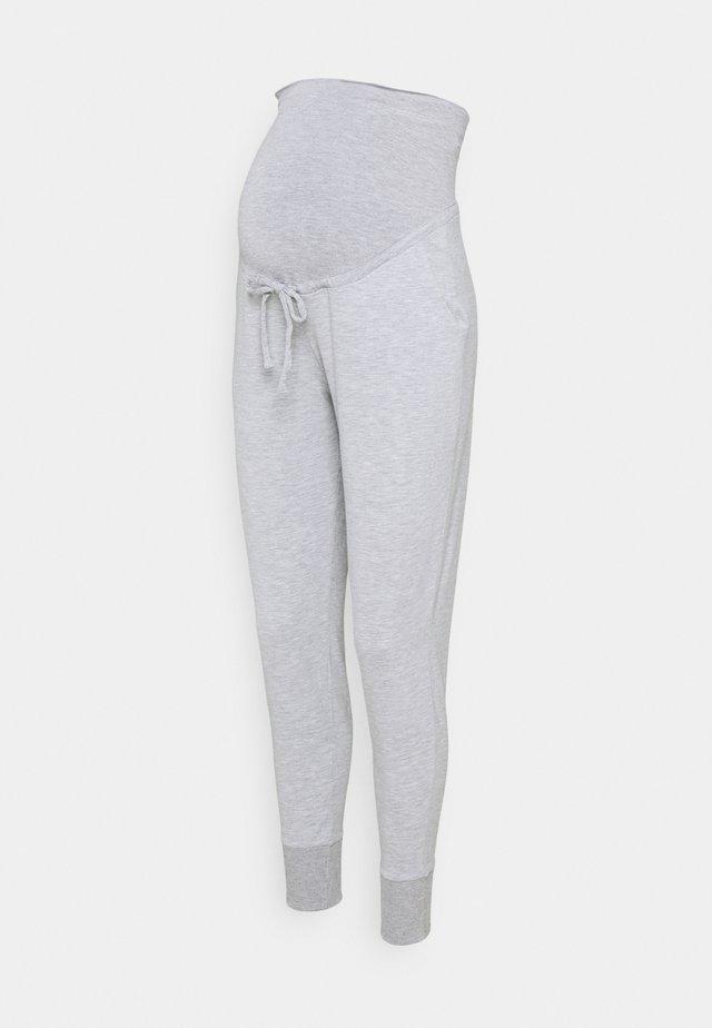 HADLEY - Pantalon de survêtement - greymarl