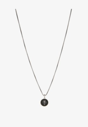 MEN IN - Necklace - silver-coloured