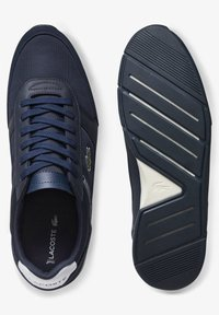 Lacoste - Sneakersy niskie - nvy/wht - 1