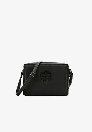 VEGAN - Across body bag - black