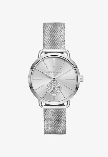 PORTIA - Watch - silver-coloured
