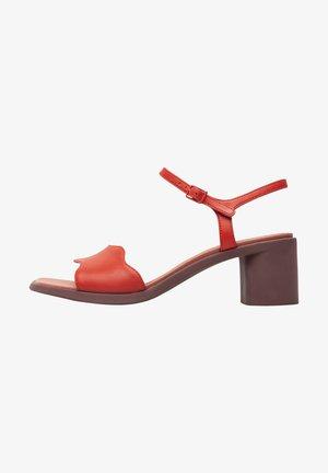 MEDA - Sandals - rot
