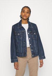 Levi's® - ADJUST - Denim jacket - twilight poppy - 0