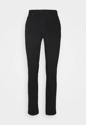 STRAIGHT LEG - Straight leg jeans - black denim