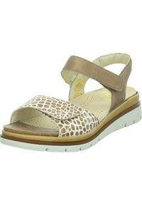 Fidelio - Sandals - beige - 4