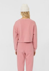 Stradivarius - Sweatshirt - rose - 2