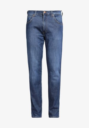 GREENSBORO - Straight leg jeans - sirocco blue