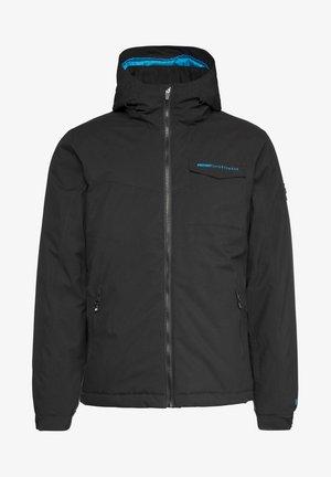 LARRY  - Snowboardová bunda - true black