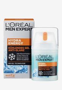 L'Oréal Men Expert - HYDRA ENERGY COOLING MOISTURIZING ANTI-GLARE 50ML - Soin de jour - - - 0