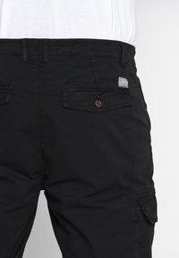 Blend - Cargo trousers - black - 4