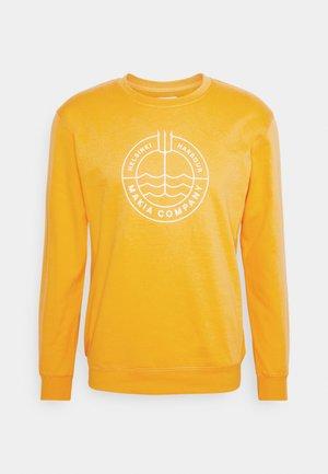 TRIDENT - Sweatshirt - golden yellow