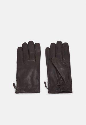 GROUND GLOVES TOUCH - Handschoenen - brown