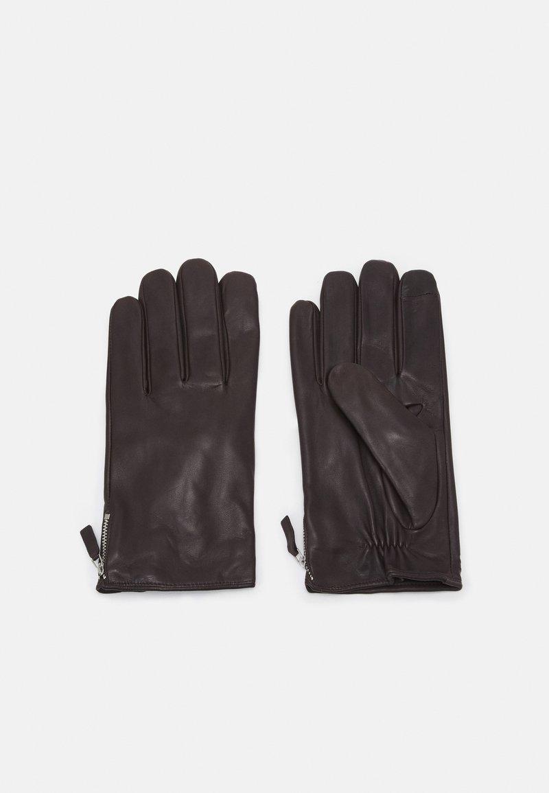 Royal RepubliQ - GROUND GLOVES TOUCH - Gloves - brown