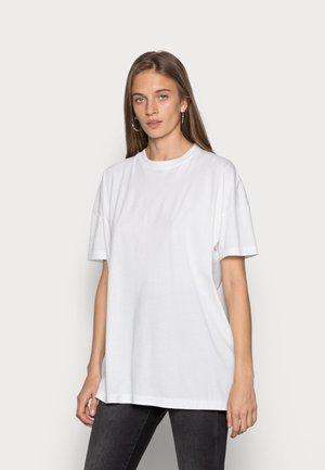 VEGIFLOWER - Basic T-shirt - white