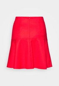 HUGO - RELEA - Mini skirt - open pink - 1