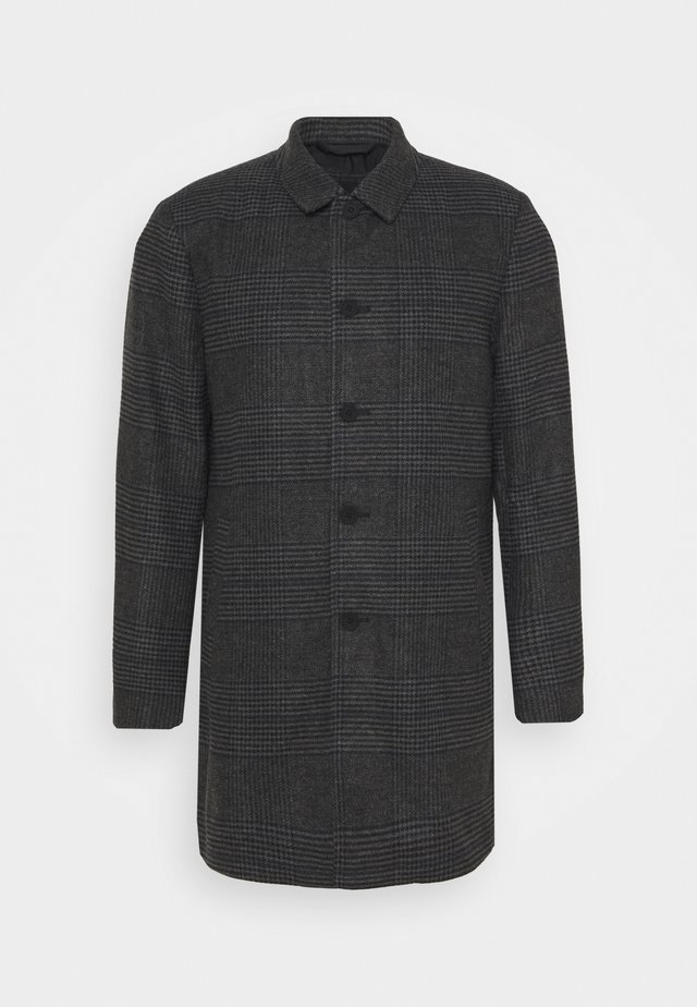 ONSADAM MAXIMILLIAN CHECK COAT - Cappotto classico - dark grey melange
