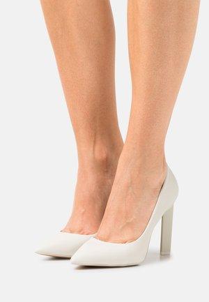 VEGAN DIORAA - High heels - other white