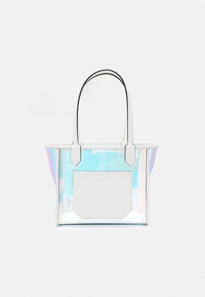JOURNEY HOLOGRAM TOTE SET - Tote bag - iridescent