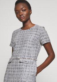 HUGO - KORINI - Shift dress - natural - 4