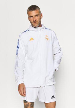 REAL MADRID  - Club wear - white