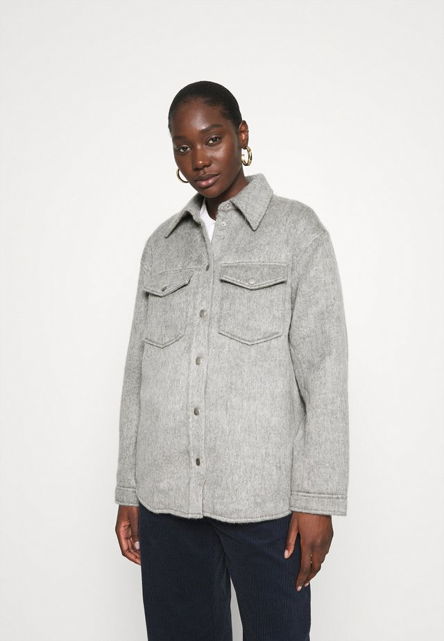 OVERSHIRT ARYA - Summer jacket - grey