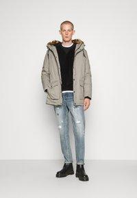 Jack & Jones - Zimní kabát - light grey melange - 1