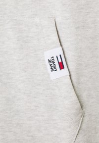 Tommy Jeans - SOLID TRACK JACKET - Mikina na zip - grey