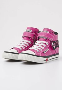 British Knights - ROCO - Sneakers hoog - candy pink/black - 2