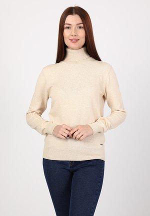 Sweater - l.beige