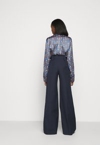 Mulberry - GRETTA TROUSERS  - Pantaloni - dark blue - 2
