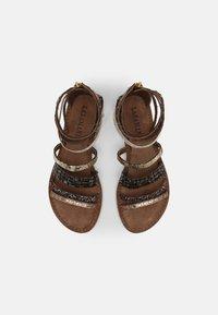 Lazamani - Sandals - brown - 3