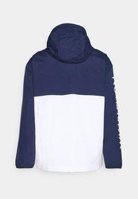 Polo Ralph Lauren - PLAINWEAVE UNLINED - Windbreaker - french navy/pure - 1