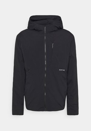 Outdoor jacket - true black