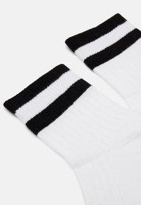 Monki - Socks - white/black - 1
