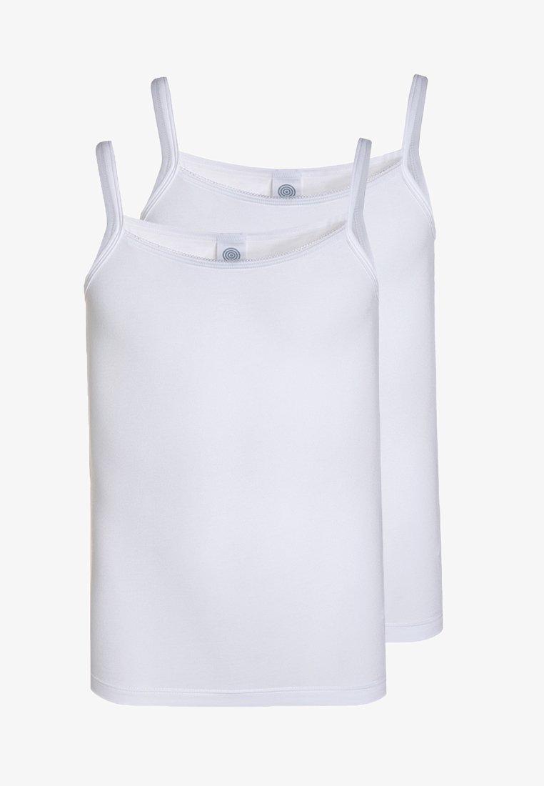 Sanetta - 2 PACK - Maglietta intima - white