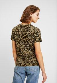 Superdry - ESSENTIAL TEE - Basic T-shirt - khaki - 2